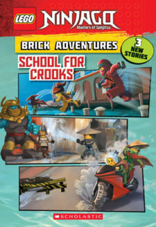 Picture of LEGO Ninjago: Brick Adventures: School for Crooks