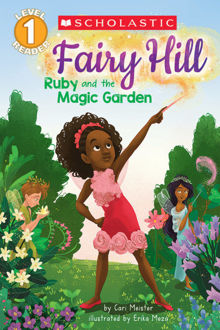 Picture of Fairy Hill Level #1: Ruby and the Magic Garden