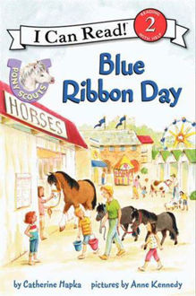 Picture of Pony Scouts : Blue Ribbon Day I Can Read! Series : Level 2