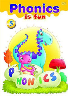 Picture of Phonics is fun-consonant blends