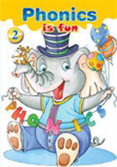 Picture of PHONICS IS FUN: VOWEL SOUNDS BOOK-2 (LONG AND SHORT A AND LONG AND SHORT E) (pl)