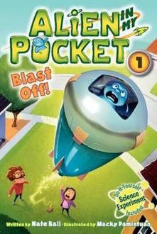 Picture of Alien in My Pocket Blast Off!