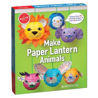 Picture of Klutz: Make Paper Lantern Animals