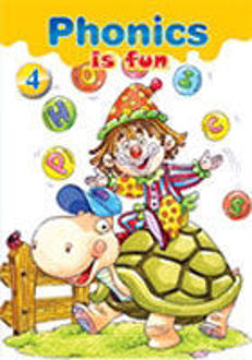 Picture of PHONICS IS FUN: VOWEL SOUNDS AND DOUBLE CONSONANTS BOOK-4 (pl)
