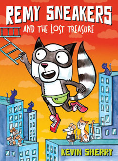 Picture of Remy Sneakers #2: Remy Sneakers and the Lost Treasure