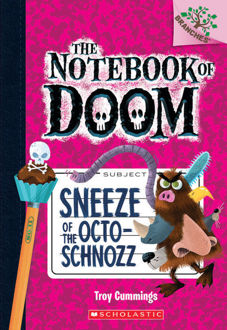 Picture of The Notebook of Doom #11: Sneeze of the Octo-Schnozz