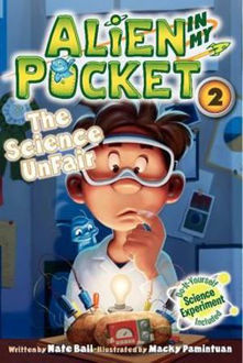 Picture of Alien In My Pocket The Science Unfair