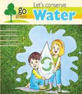 Picture of GO GREEN: LET'S CONSERVE WATER (pl)