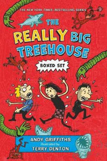 Picture of The Really Big Treehouse Boxed Set Treehouse