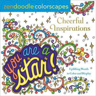 Picture of Zendoodle Colorscapes: Cheerful Inspirations