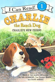 Picture of Charlie the Ranch Dog Charlie's New Friend