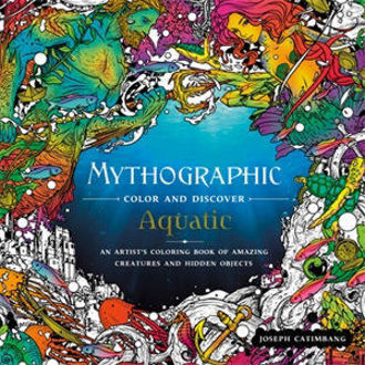 Picture of Mythographic Color and Discover: Aquatic