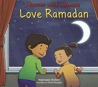 Picture of Hassan and Aneesa Love Ramadan