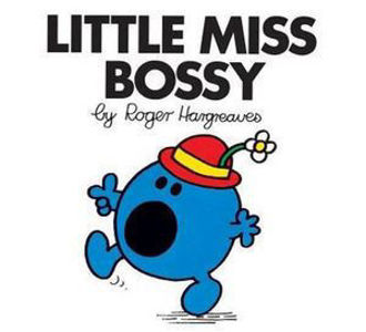 Picture of Little Miss Bossy Mr. Men and Little Miss