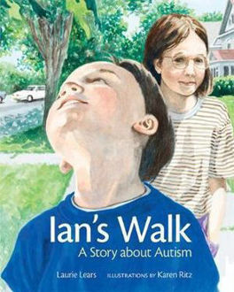 Picture of Ians Walk A Story About Autism