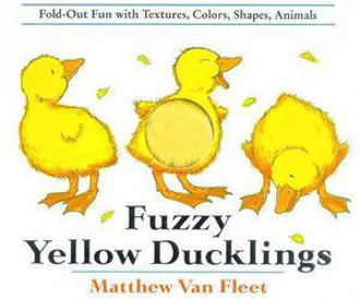 Picture of Fuzzy Yellow Ducklings