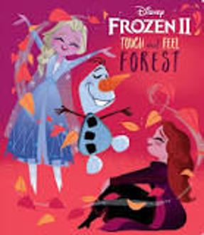 Picture of Disney Frozen 2 Touch and Feel