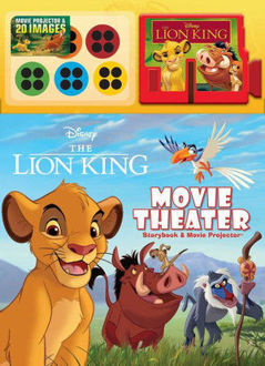 Picture of Disney the Lion King Movie Theater