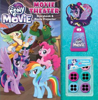 Picture of My Little Pony The Movie: Movie Theater Storybook & Movie Projector