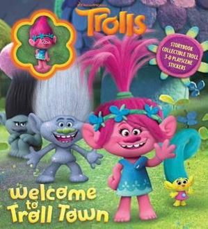 Picture of Welcome to Troll Town DreamWorks Trolls