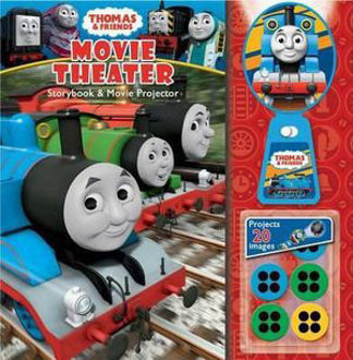 Picture of Thomas & Friends Movie Theater Storybook & Movie Project