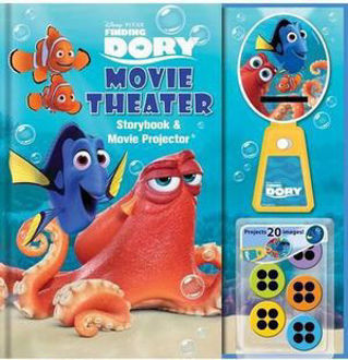 Picture of Finding Dory Movie Theater Storybook & Movie Projector