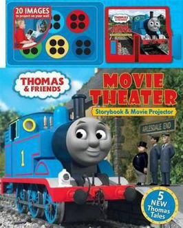 Picture of Thomas & Friends Movie Theater Storybook & Movie Projector