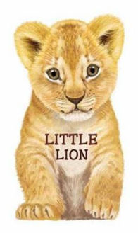 Picture of Little Lion Look at Me Books