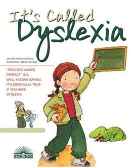 Picture of It's Called Dyslexia