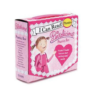 Picture of Pinkalicious Phonics Box Set I Can Read Level 1
