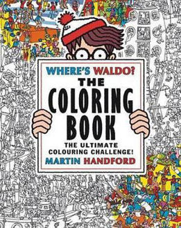 Picture of Where's Waldo? the Coloring Book