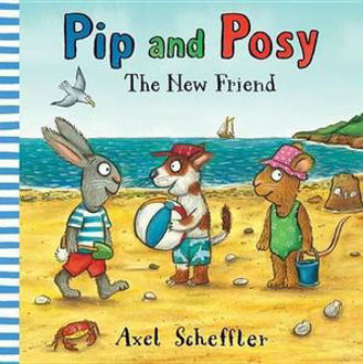 Picture of Pip and Posy The New Friend
