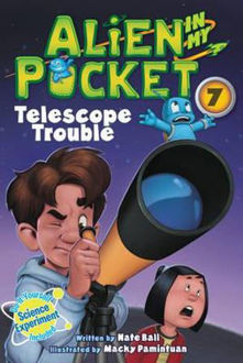 Picture of Alien in My Pocket #7 Telescope Troubles