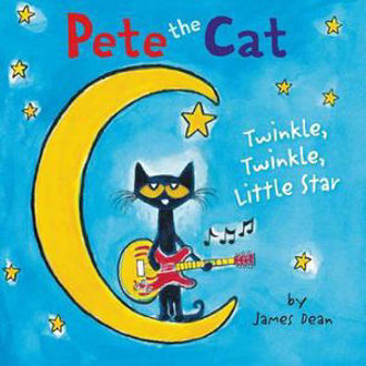Picture of Twinkle, Twinkle, Little Star Pete The Cat : Board Book