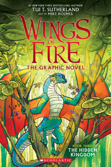Picture of Wings of Fire the Graphic Novel # 3
