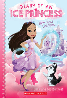 Picture of Diary of An Ice Princess SNOW PLACE LIKE HOME PBK