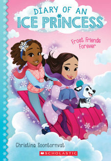 Picture of Diary of An Ice Princess FROST FRIENDS FOREVER PBK
