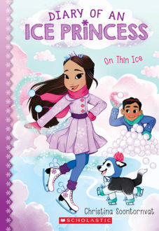 Picture of Diary of An Ice Princess on Thin Ice