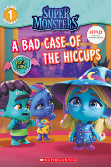 Picture of BAD CASE OF THE HICCUPS