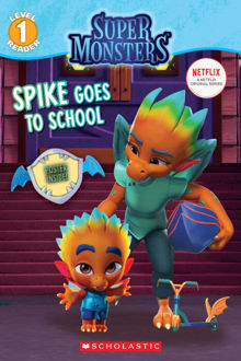 Picture of SPIKE GOES TO SCHOOL