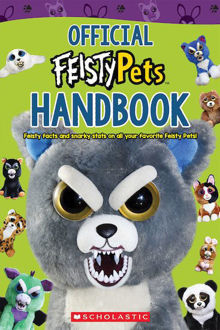 Picture of FEISTY PETS: OFFICIAL HAN PBK
