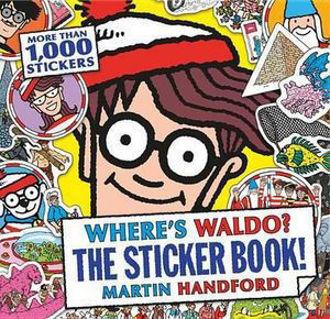 Picture of Where's Waldo? the Sticker Book!