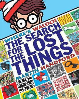 Picture of Where's Waldo? the Search for the Lost Things