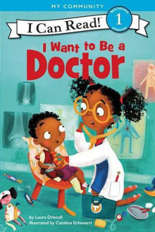 Picture of I Want To Be A Doctor I Can Read Level 1