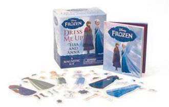 Picture of Frozen Dress Me Up Elsa and Anna