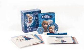 Picture of Frozen Little Letters Set
