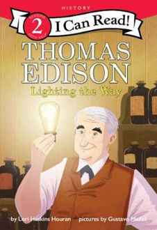 Picture of Thomas Edison Lighting the Way