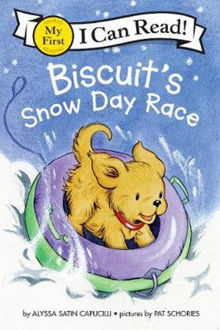Picture of Biscuit's Snow Day Race My First I Can Read