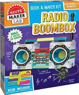 Picture of Klutz: Radio Boombox