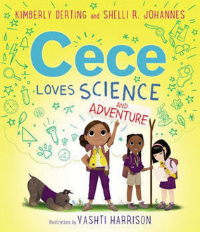 Picture of Cece Loves Science and Adventure